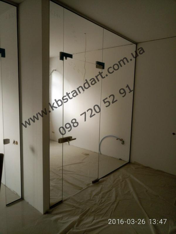 Скляні перегородки Одеса