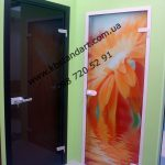 Стеклянные двери Одесса