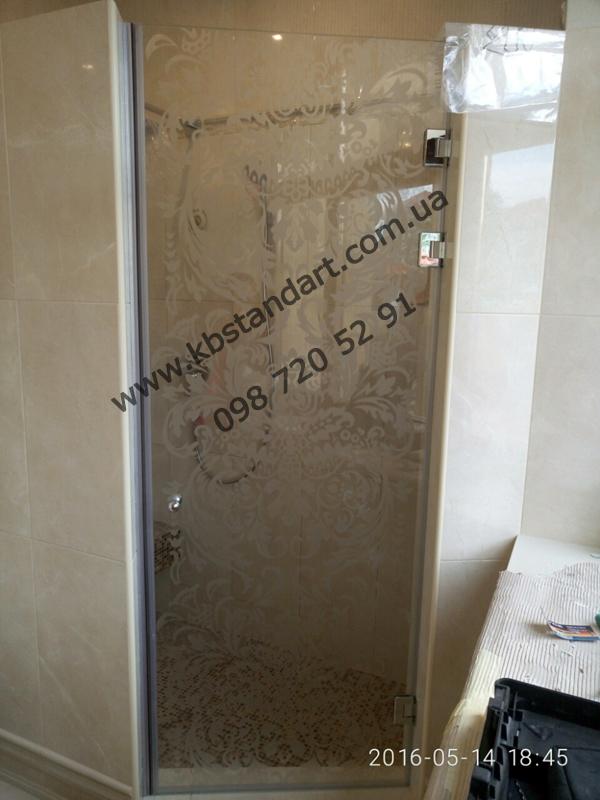 Скляні душові кабіни під замовлення (душові кабіни зі скла на замовлення в Одесі)